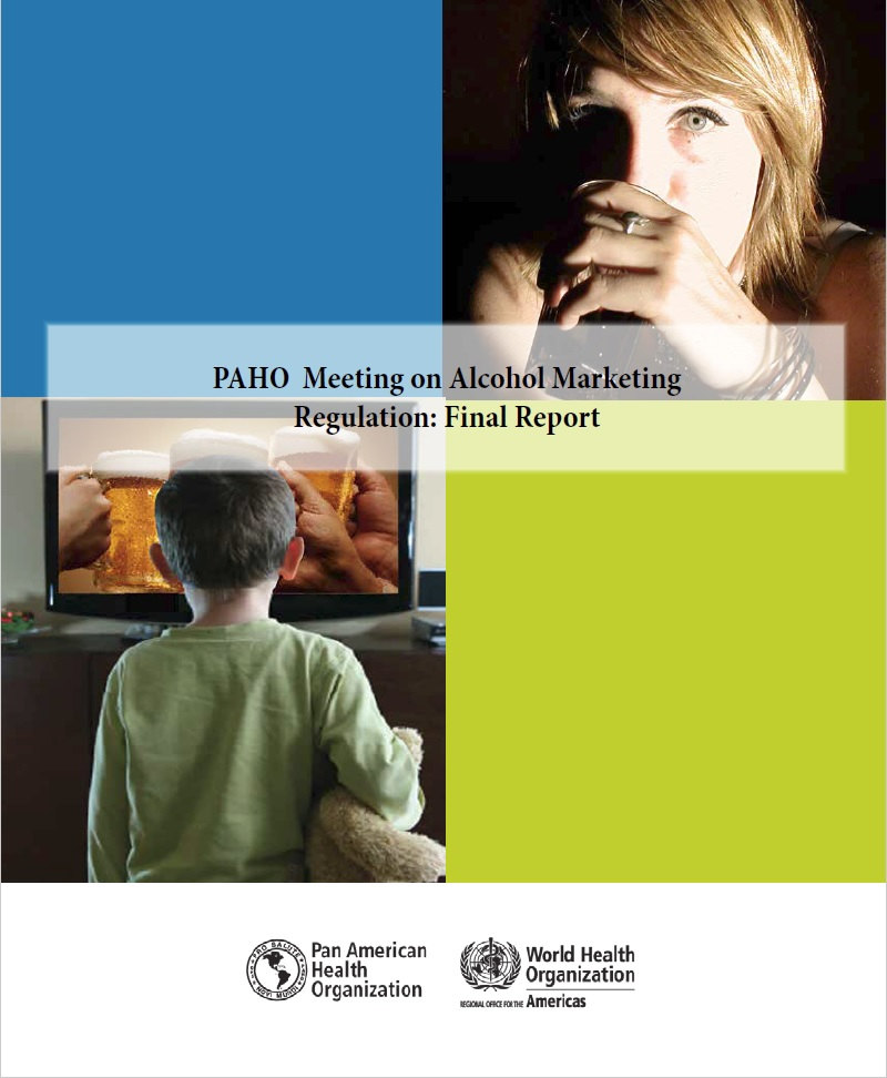 PAHO marketing report 2016